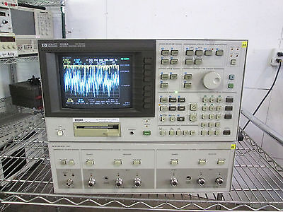 Hp Agilent Keysight 4195A Network/Spectrum Analyzer 10Hz- 500MHz