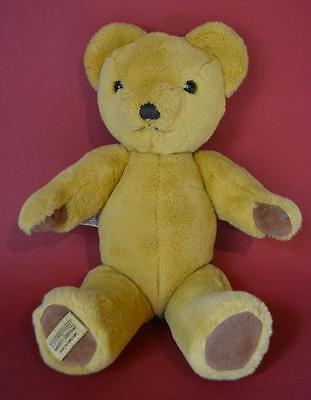 """Vintage Merrythought Jointed Teddy Bear 40cm/15.75"""""""