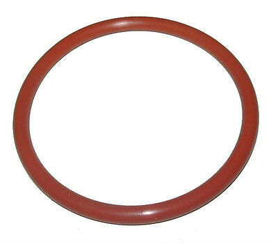 CORNELIUS CORNY KEG LID O-RING for BEER SODA WINE - ORANGE RED SILICONE ORING