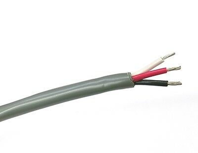 25' Carol C2831.41.10, 3 Conductor 18 Gauge Unshielded Cable ~ 3C 18AWG