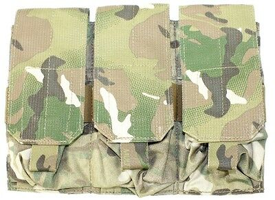 Eagle Industries SOFLCS Multicam Molle 3x2 Triple M4 Rifle Mag Pouch CAG CRYE