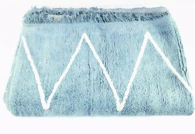 "Hippy Rug LORENA CANALS in Hippy Mint 48"" x 63"""