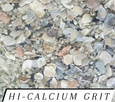 Hi Calcium Grit & Oyster Shells for Birds & Chickens 1 Pound *Buy 2 Get 1 FREE*