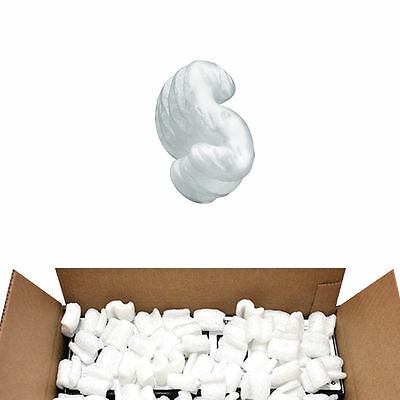 Yens® Packing Peanuts 30 Gallons 4 Cubic Feet White 4-w-PN