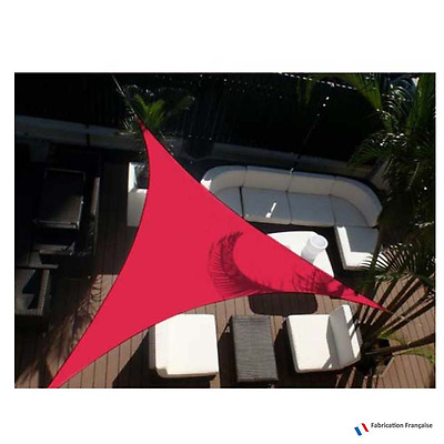 Voile d'ombrage Triangle 5 m