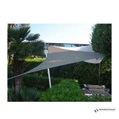 Voile d'ombrage Triangle 4 m