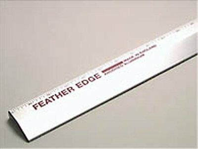 Faithfull, Righello Feather Edge Fe48, 1,2 m (q8p)