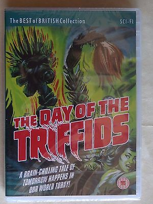 Day of the Triffids [1963] (DVD Widescreen)~~~Howard Keel~~~~~FLAWLESS DISC