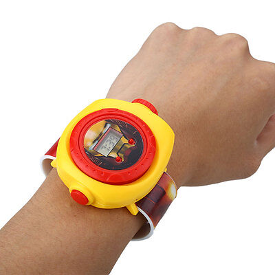 Kid's Fashion Cartoon Projection Watches 24 Different Patterns Favors Toy