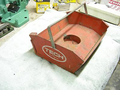 Vintage Tech Tire Tender Tray