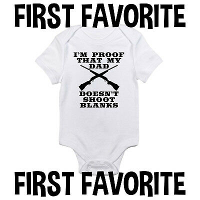 Blanks Daddy Baby Onesie Bodysuit Shirt Shower Gift Dad Funny Cute Infant Gerber