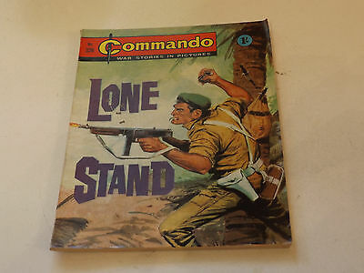 Commando War Comic Number 326!,1968 Issue,good For Age,49 Years Old,very Rare