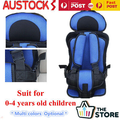Universal Baby Child Car Safety Seat Toddler Infant Convertible Babyseat Booster