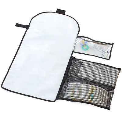 New Baby Nappy Changing Mat Portable Folding Travel Changing Mat Waterproof Bag