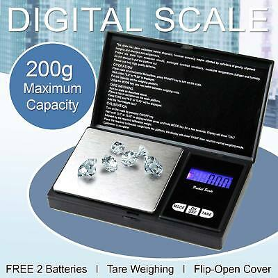 New Mini 0.01g-100g Digital Pocket Electronic Weighing Weight Jewellery Scale UK