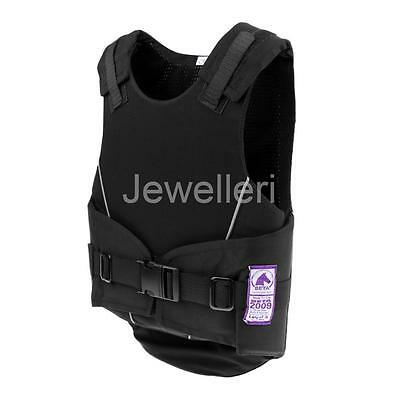 Equestrian Horse Riding Safety Vest Protective Vest Body Protector Kids M
