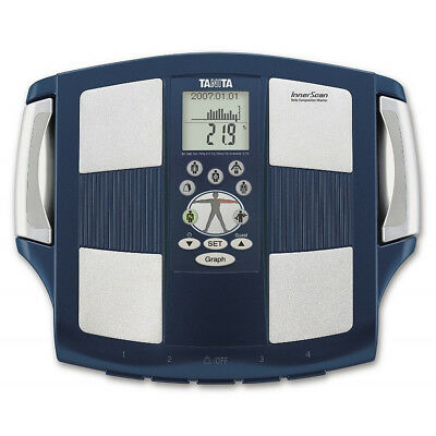 Tanita Innerscan Segmental Body Composition Monitor Scales BC545CLASSIC