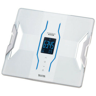 Tanita Bluetooth Body Composition Monitor Scale - White RD901WH