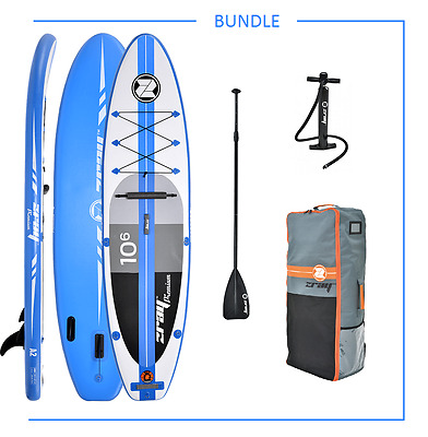 INFLATABLE STAND UP PADDLE BOARD ISUP ZRAY A2 10f6