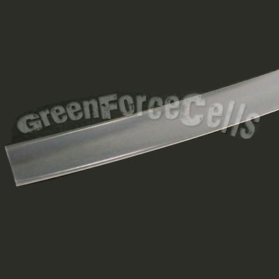1m 10mm Transparent Tube Gaines Gaine Thermo Rétractable 1000mm