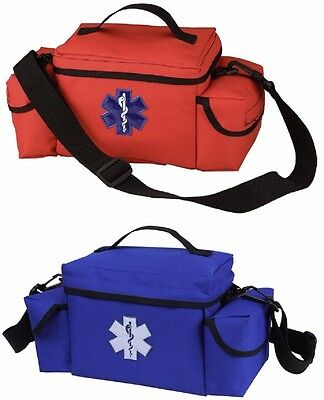 Rothco Heavy Duty EMS Rescue Shoulder Bag With Star Of Life Emblem
