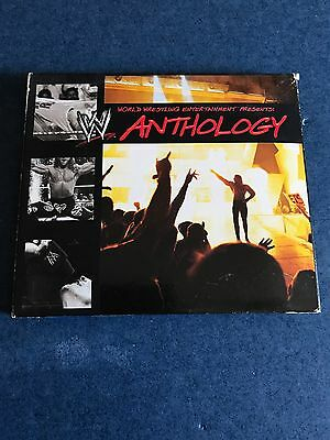 World Wrestling Federation: The Anthology by Various Artists CD, 3 Disc set