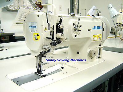 Juki LU-1508N Heavy Duty Walking Foot Sewing Machine HEAD ONLY