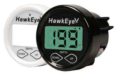 HawkEye®  In Dash Depth Finder/Sounder - Thru-Hull Transducer