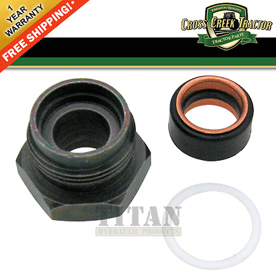 C7NNH856C NEW Ford Tractor Pressure Nut Assembly 2000, 3000, 4000, 2600, 3600+