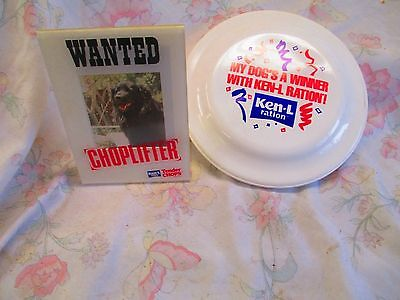 2 Great pieces from Ken-L-Ration dog food