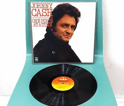 ORIG A1/B1 Johnny Cash And The Tennessee Three, ‎LP, One Piece At A Time, Album