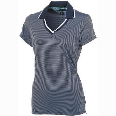 Tommy Hilfiger Cristina Golf Polo Casual Ladies Shirt Sports Top