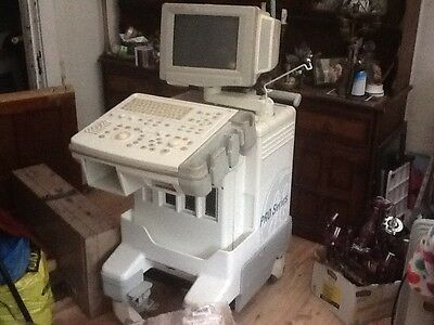 400 Pro series  ultrasound baby scanner ** breaking **  - most parts avalible