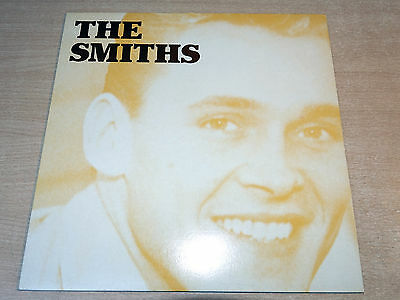 """EX-/EX- !! The Smiths/Last Night I Dreamt That Somebody Loved Me/1987 12"""" Single"""