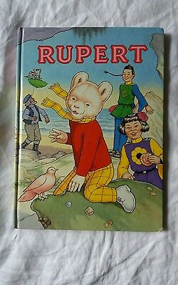 Rupert Bear Annual 1991  number 56 unclipped