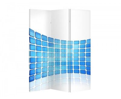 Double Sided Canvas Dressing Screen Room Divider 01004 All Sizes