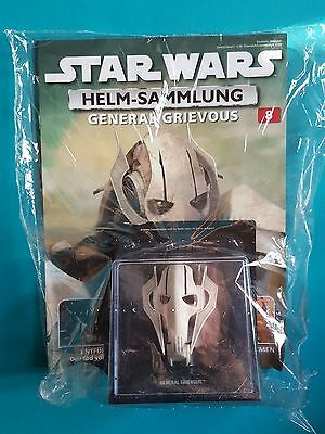 Star Wars Helm-Sammlung Nr.8   General Grievous   OVP