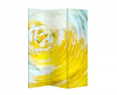 Double Sided Canvas Dressing Screen Room Divider 04401 All Sizes