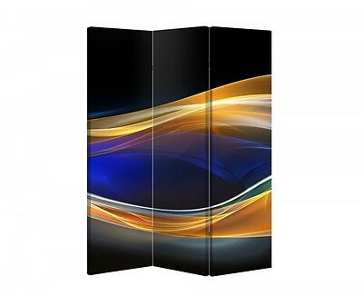 Double Sided Canvas Dressing Screen Room Divider 04420 All Sizes