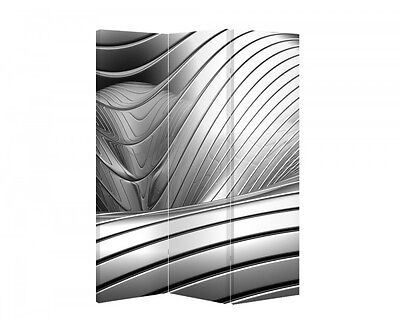 Double Sided Canvas Dressing Screen Room Divider 04890 All Sizes