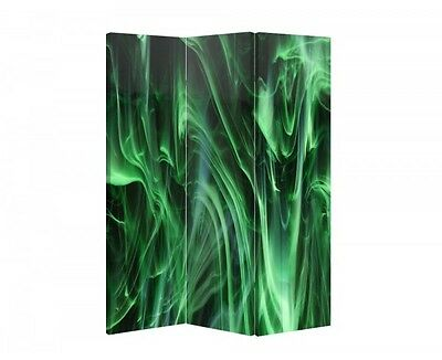 Double Sided Canvas Dressing Screen Room Divider 05088 All Sizes