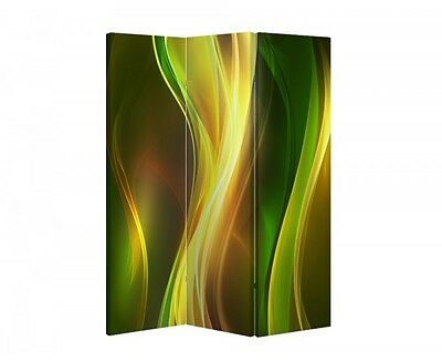 Double Sided Canvas Dressing Screen Room Divider 05432 All Sizes