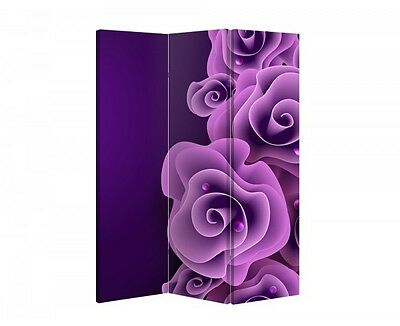Double Sided Canvas Dressing Screen Room Divider 10102 All Sizes