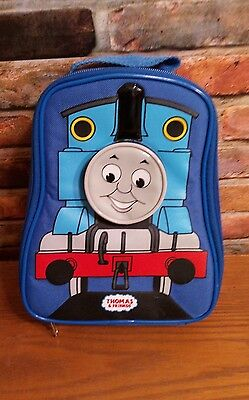 Thomas the Tank Engine Train Soft Lunch Box 3D Thomas and Friends Youth Boy's