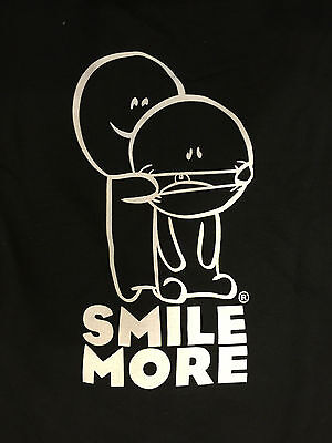 Smile More Black Gildan Sweatshirt Hoodie Youth 6 8 Boy New Zipper Roman Atwood