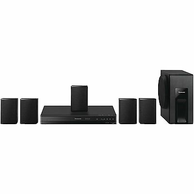 Panasonic SC-XH105 400W 5.1-Channel Home Theater System w/ DVD 1080p upcoversion