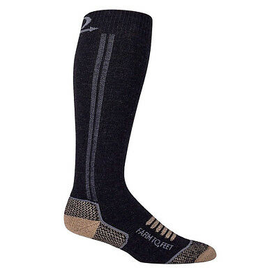 Farm to Feet Ely Midweight Over-the-Calf Sock