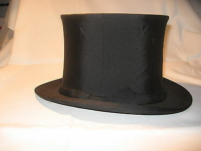 Andre & Co. Ltd. Collapsible Silk Top Hat
