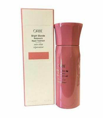Oribe Bright Blonde Radiance & Repair Treatment 4.2 oz / 125 ML *New In Box*