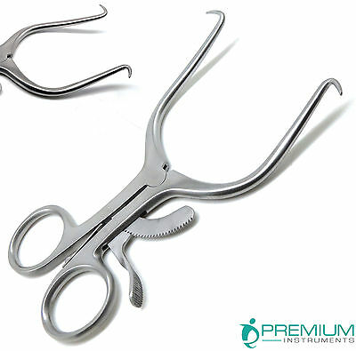 "Surgical Gelpi Retractors 5.5"" Sharp Points Veterinary UPGRADED New Instruments"